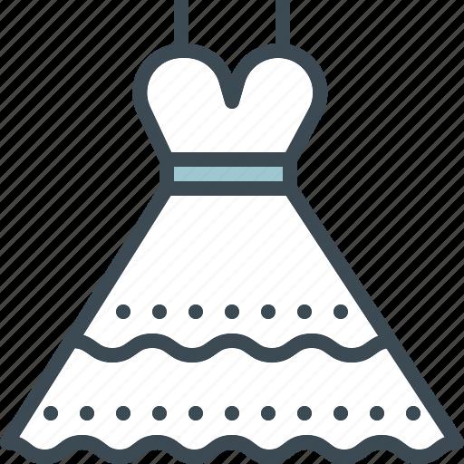 bride, dress, lace, wedding icon