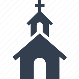 building, church, cross, engagement, god, party, place, pray, priest, religion, wedding icon