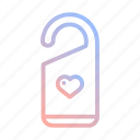 heart, love, marriage, romance, room, valentines, wedding icon