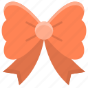 deco, decor, ribbon icon
