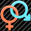 boy, couple, girl, man, sign, symbol, woman icon