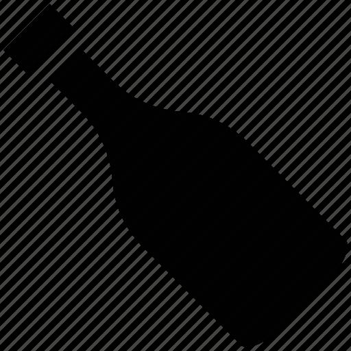 alcohol, alcoholic beverage, beverage, bottle, drink icon