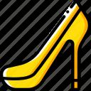 bride, couple, groom, marriage, shoe, wedding icon