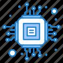 chip, computer, data, hardware, microchip
