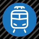 railway, train, transport, transportation, vehicle