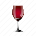 alkohol, dark, much, red, too, wine icon