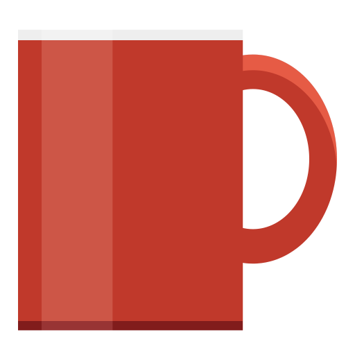coffee, mug icon