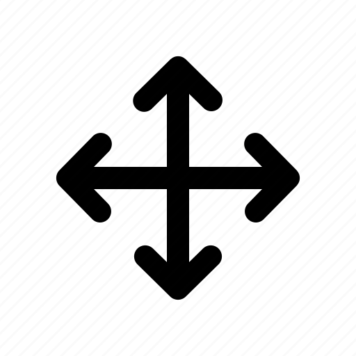 Arrow, drag icon - Download on Iconfinder on Iconfinder