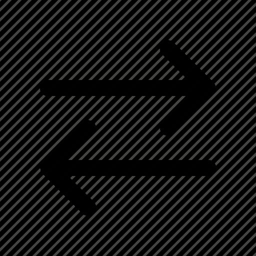 arrow, sent, transfer icon