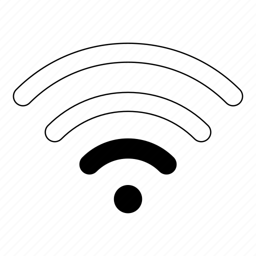 low, wifi icon