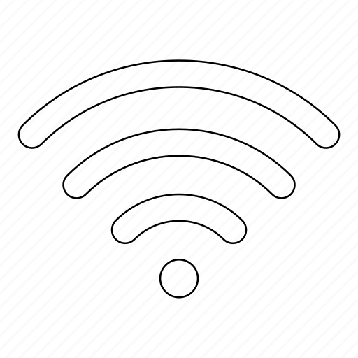 off, wifi icon