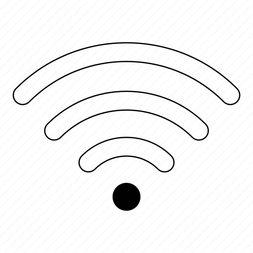 low, very, wifi icon