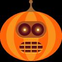 bander, halloween, jack-o-lantern, pumpkin icon