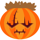 frankenstein, halloween, horror, jack-o-lantern, monster, pumpkin, scary icon