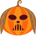 halloween, jack-o-lantern, monster, pumpkin, scary, spooky, vader