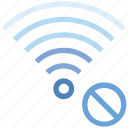 connection, hotspot, mute, signal, wifi, wifi off, wireless icon