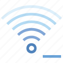 connection, hotspot, minus, remove, signal, wifi, wireless icon