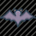 bat, flying, halloween, horror, scary, vampire, wings