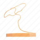 cord, lasso, loop, repeat, rope icon