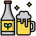 alcohol, beer, drink, food, pint, restaurant icon