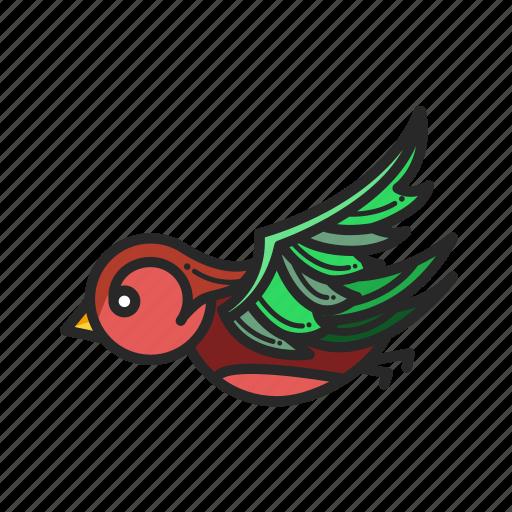 animal, animalpack, bird, fly, jungle, logo, wildlife icon