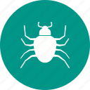 beetle, bug, crawler, insect, mite, pest, termite icon