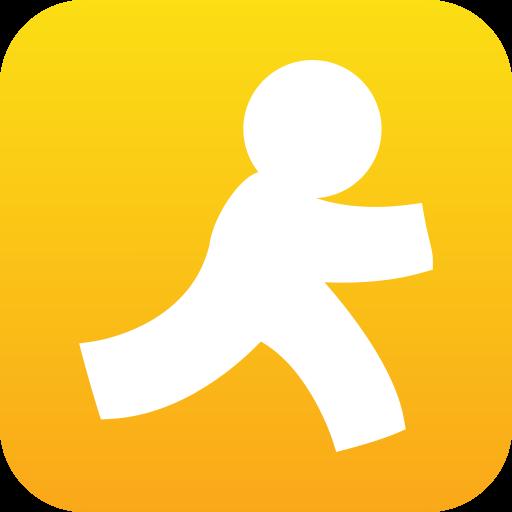 aid, aim, forward, go, next, run, social, target icon