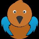 bird, social, tweet, twitter, twitter bird icon