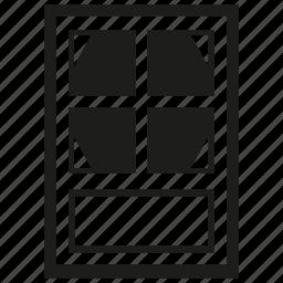 frame, panel, window icon