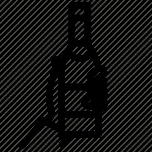 bottle, drinking, fingers, grape, hand, wine, wineglass icon