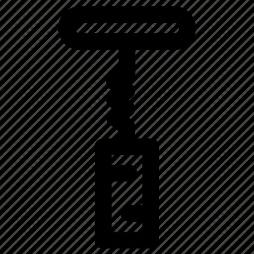 bottle, cork, corkscrew, drinking, glass, grape, wine icon