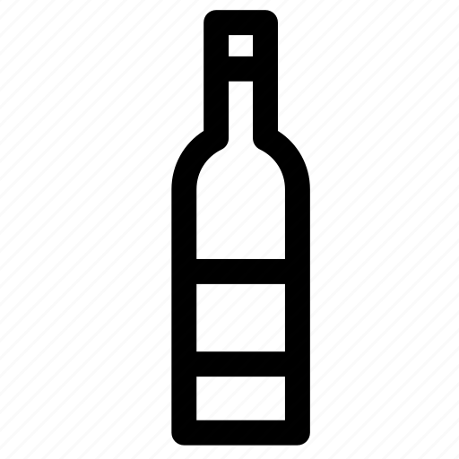 alcohol, bottle, drinking, glass, grape, wine, wineglass icon