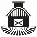 building, country, farm, farmhouse icon