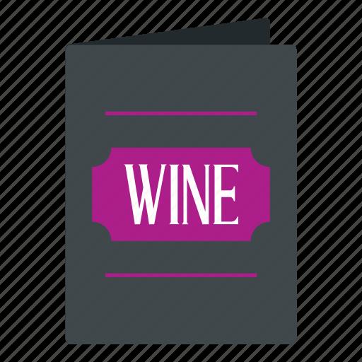 alcohol, drink, grape, list, menu, purple, wine icon