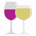 alcohol, drink, glass, liquid, white, wine, wineglass icon