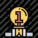celebrate, championship, cup, tournament, winner icon