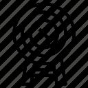 aim, goal, mission, target icon