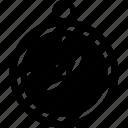 compass, gps, navigation, navigator icon