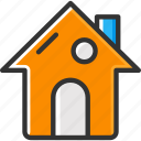 construction, home, house, property, real estate icon