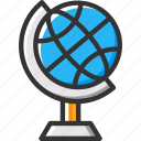 globe, internet, multimedia, world, worldwide icon