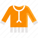 clothing, fashion, garment, jersey, sweater icon