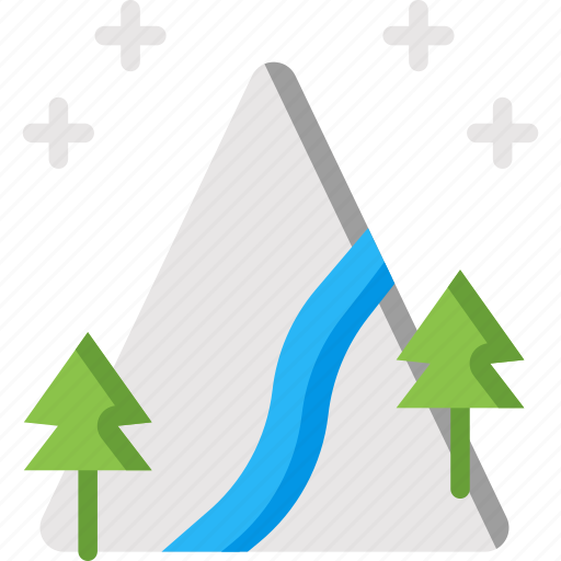 Landscape, mountain, mountains, nature icon - Download on Iconfinder