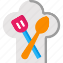 chef, cook, food, meal, restaurant icon