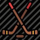 ice, sport, winter, hockey