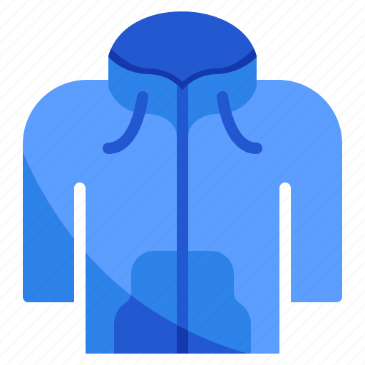 clothes, clothing, cold, jacket, snow, sweater, winter icon