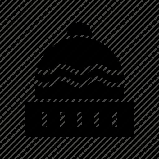 Beanie, cap, cold, hat, season, snow, winter icon - Download on Iconfinder