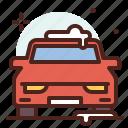 car, season, cold, winter, snow