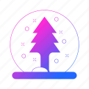 ball, christmas, holiday, tree, winter icon