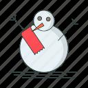 bear, cold, cute, season, snow, snowflake, winter icon