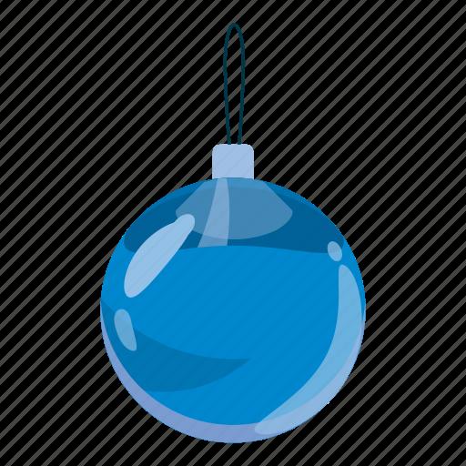 ball, cartoon, celebration, christmas, decoration, holiday, xmas icon
